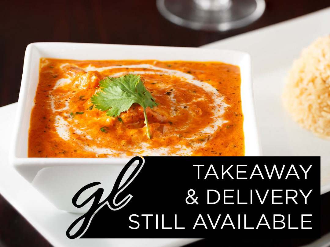 Ganges Lounge Takeaway and Delivery Orders Only